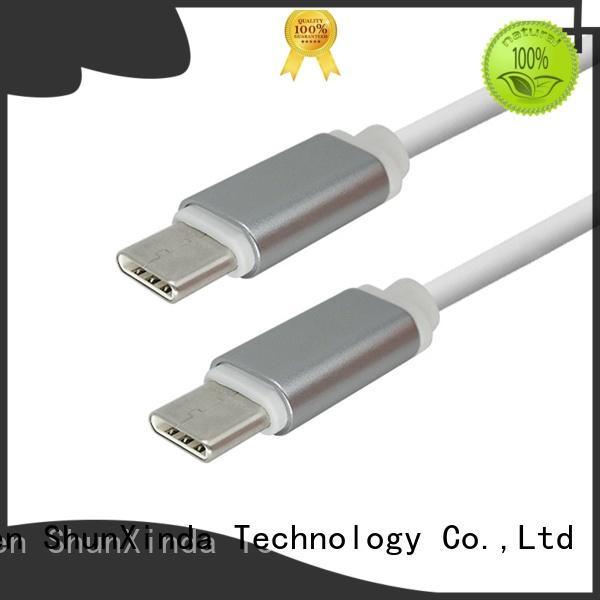 Custom macbook durable type C to type C ShunXinda shape