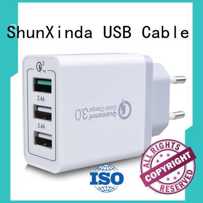 Quality ShunXinda Brand usb wall charger us uk