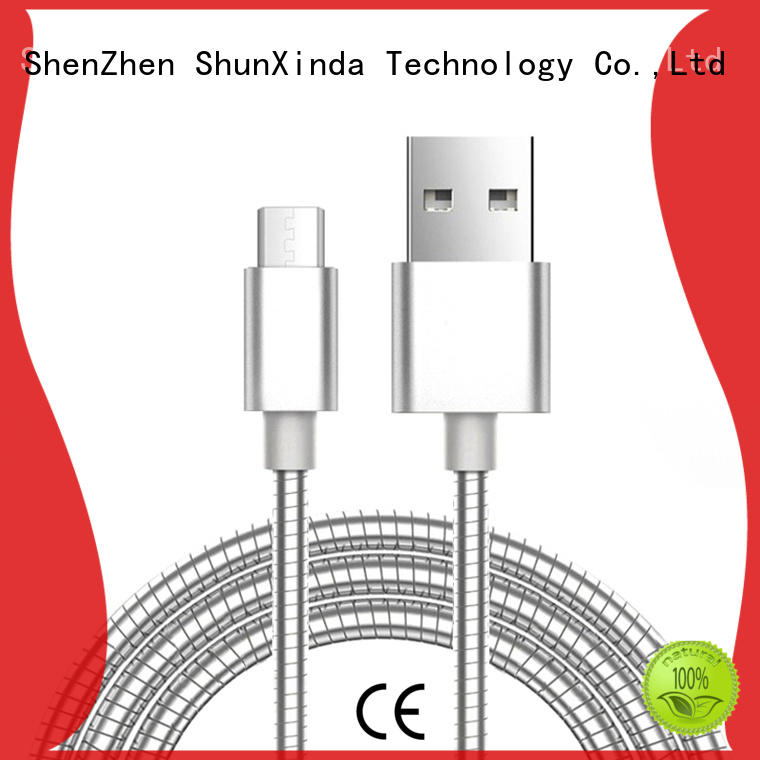 ShunXinda fast cable micro usb suppliers for car