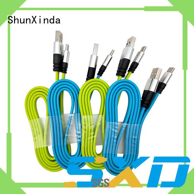 ShunXinda diamond short usb c cable wholesale for home