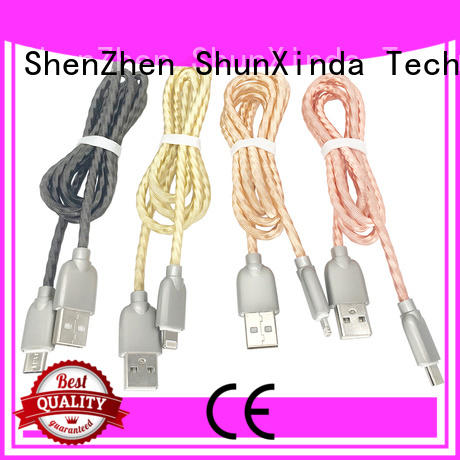 cable for iphone usb cable oem spring ShunXinda company