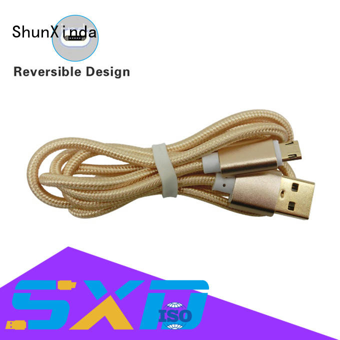 fast micro usb cable best buy manufacturer for indoor ShunXinda