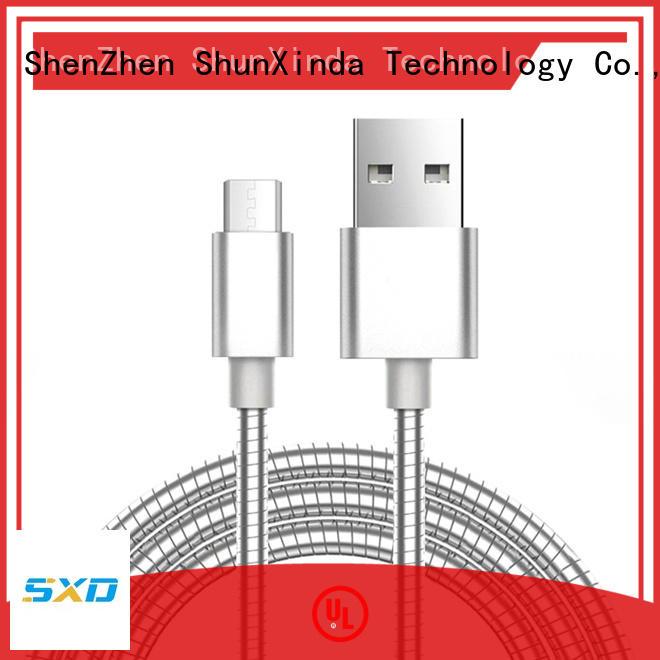 ShunXinda fast cable usb micro usb for sale for home