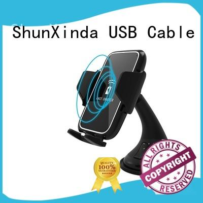 ShunXinda iphone wireless charging for mobile phones supply for car