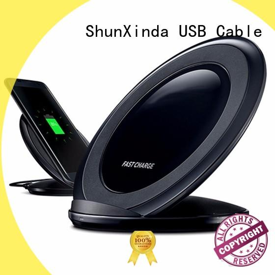Custom smartphone wireless charging car company for indoor