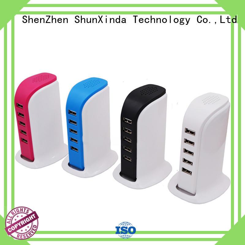 usb wall charger us usb usb fast charger ShunXinda Brand