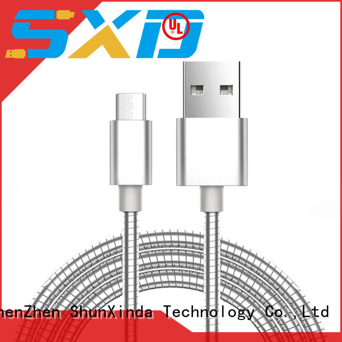 long micro usb cable angle wireless original ShunXinda Brand