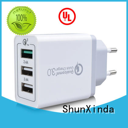 usb wall charger ports us usb fast charger ShunXinda Brand