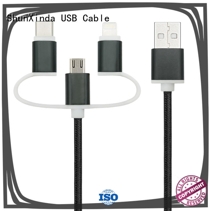 ShunXinda Latest usb charging cable factory for car