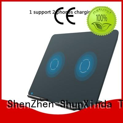 stand galaxy design wireless charging for mobile phones iphone ShunXinda Brand