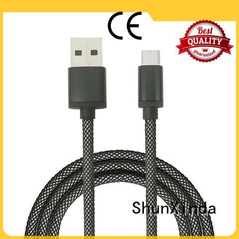 ShunXinda bank cable micro usb company for home
