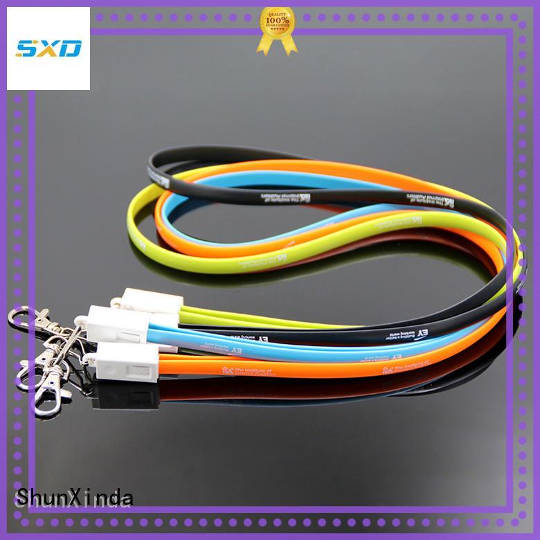 ShunXinda functional usb charging cable indoor