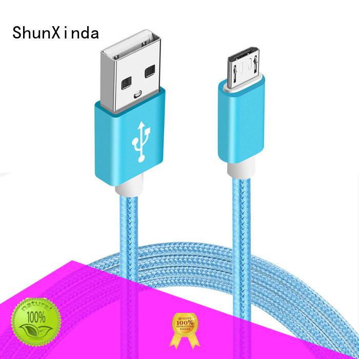 long micro usb cable charge iphone Bulk Buy original ShunXinda