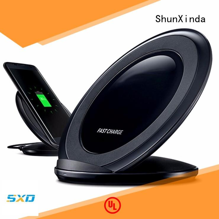 ShunXinda stand wireless fast charger wholesale for home