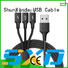 fast popular retractable charging cable ShunXinda Brand