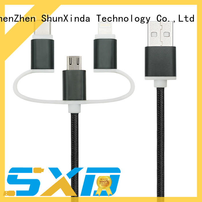 Latest samsung multi charging cable functional manufacturers for car