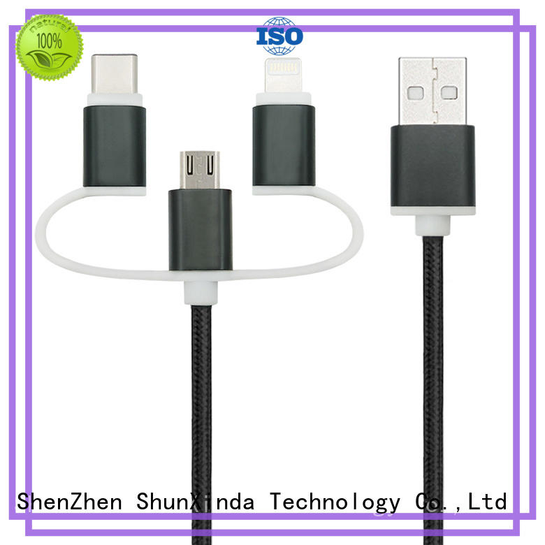 Wholesale charging cable coiled company for indoor