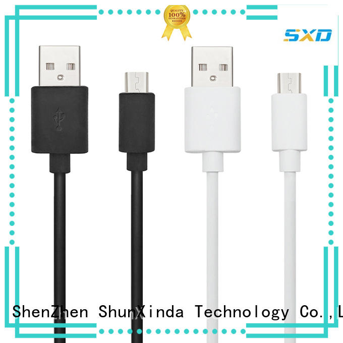 ShunXinda Brand holder oem mobile usb to micro usb