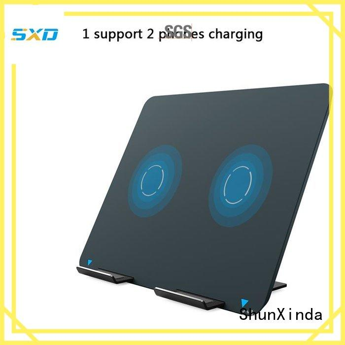 dual smartphone wireless charging odm supply for home