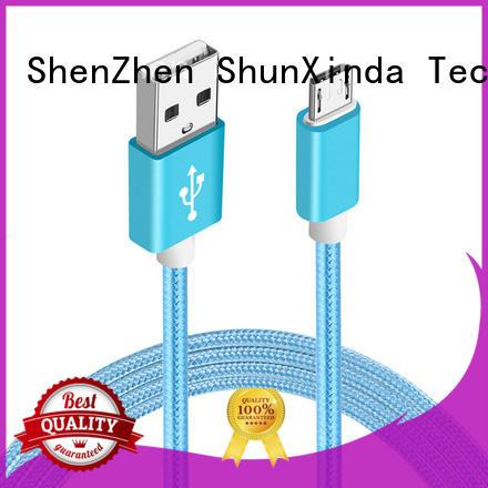 ShunXinda quality micro usb cord for business for home