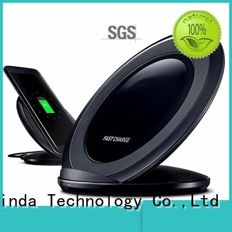 Latest wireless charging for mobile phones dual company for indoor