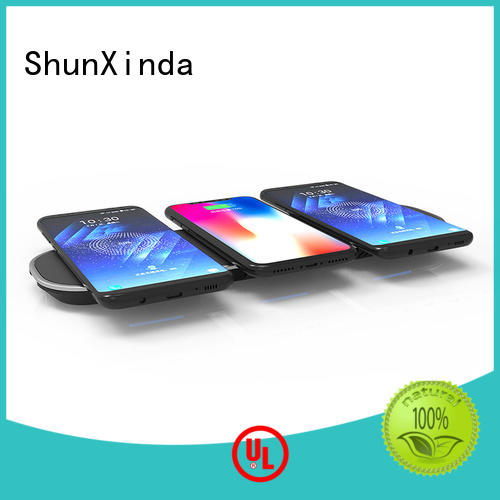 fast usb wireless charging for mobile phones original ShunXinda Brand