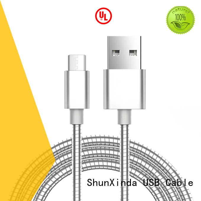 long micro usb cable stand wireless fabric ShunXinda Brand