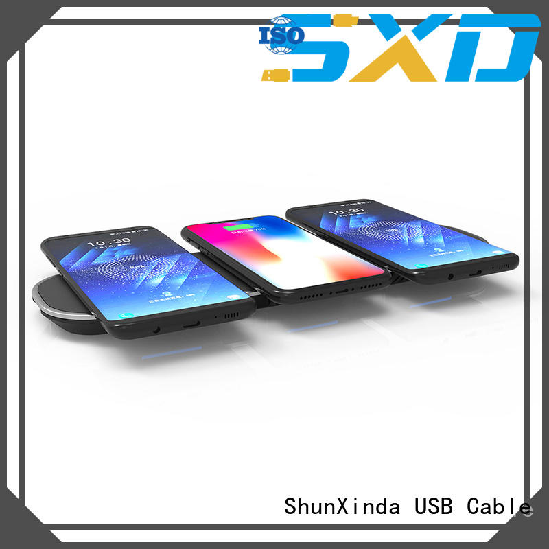 ShunXinda New wireless charging for mobile phones for sale for indoor