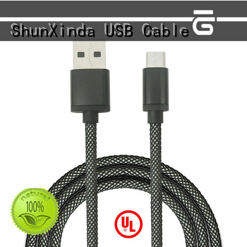 ShunXinda high quality micro usb charging cable factory for home