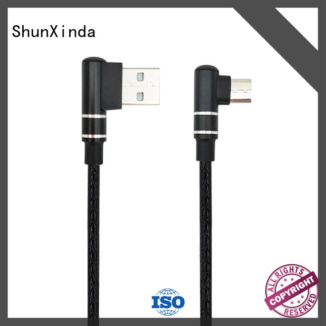 ShunXinda Custom micro usb cord for sale for indoor