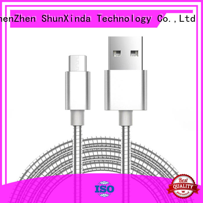 ShunXinda quality usb to micro usb manufacturers for indoor