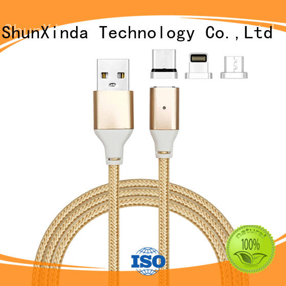ShunXinda functional multi charger cable for sale for car