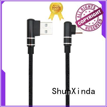 oem wireless degree design ShunXinda Brand usb to micro usb supplier