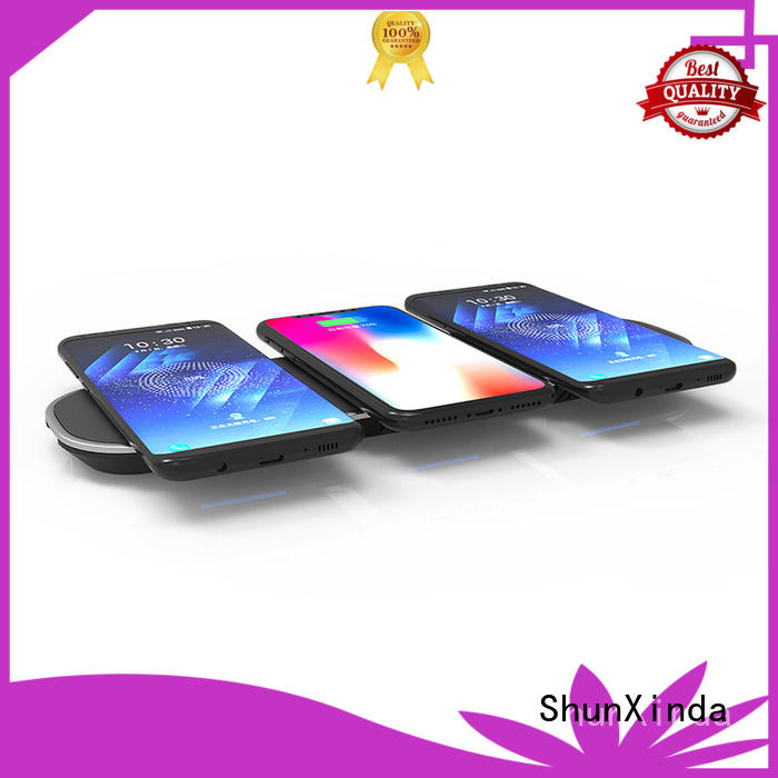 ShunXinda charger wireless charging for mobile phones suppliers for car