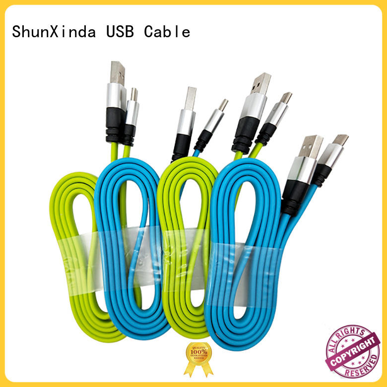 short usb c cable charging indoor ShunXinda