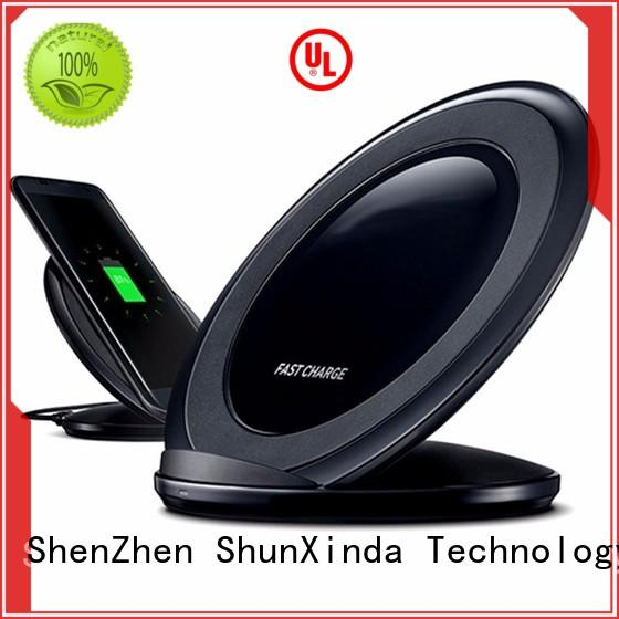 fast wireless fast charger holder for business for indoor