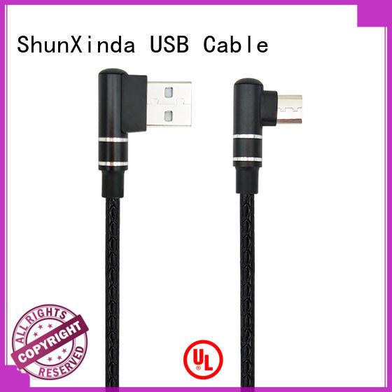 micro usb charging cable durable for home ShunXinda