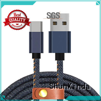 type c usb cable zinc charging type C to type C colorful company
