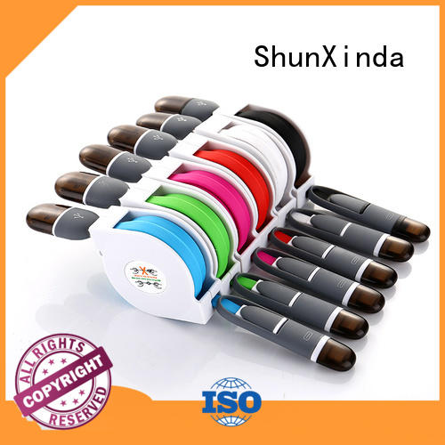 ShunXinda high quality usb cable with multiple ends suppliers for home