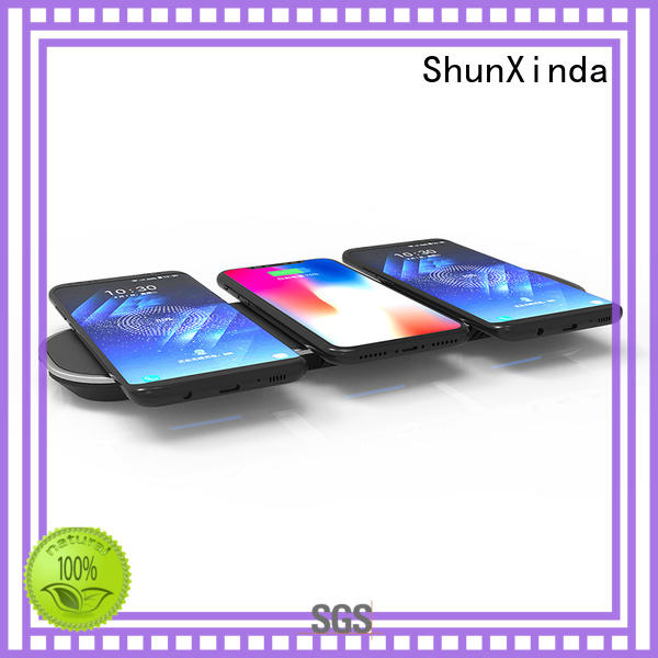 ShunXinda Top wireless mobile charger suppliers for indoor