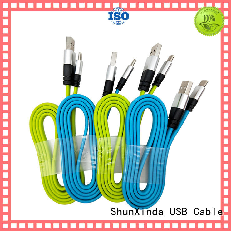 charger durable type c usb cable ipad ShunXinda company