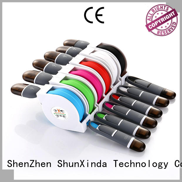 ShunXinda Wholesale charging cable for business for car