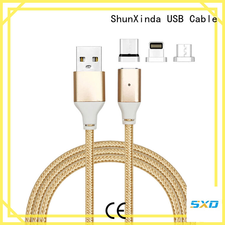 ShunXinda Top multi device charging cable manufacturers for car