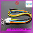 Quality ShunXinda Brand keychain braided multi charger cable