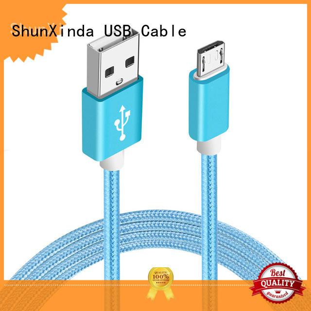 ShunXinda micro usb to micro usb data flat