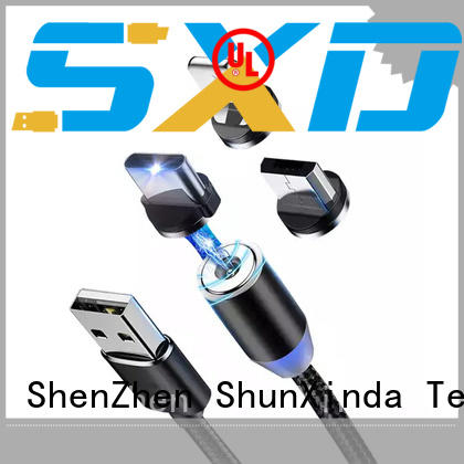 ShunXinda data samsung multi charging cable suppliers for indoor