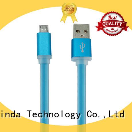 ShunXinda charging micro usb to usb factory for home