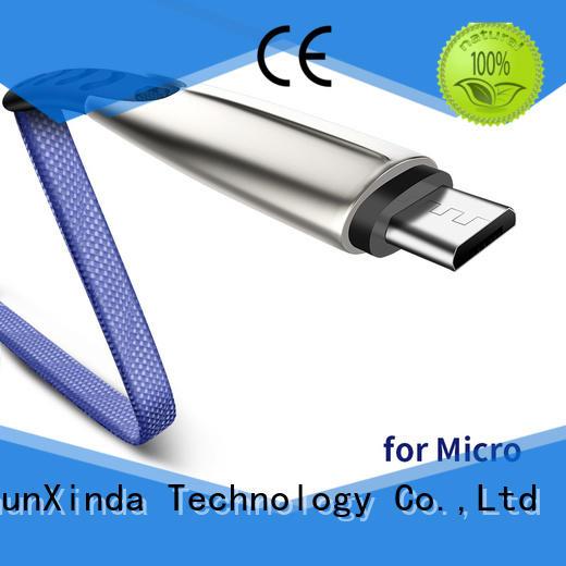 ShunXinda Wholesale micro usb cord manufacturers for indoor
