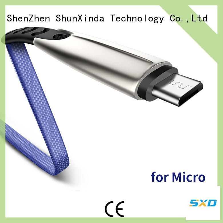 ShunXinda cablefast best micro usb cable series for car