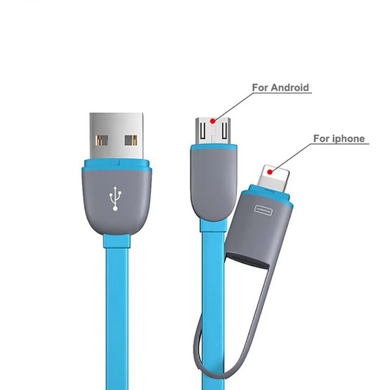 ShunXinda -High-quality Usb Multi Charger Cable | 2 In 1 Charging Cable Multi Lightning